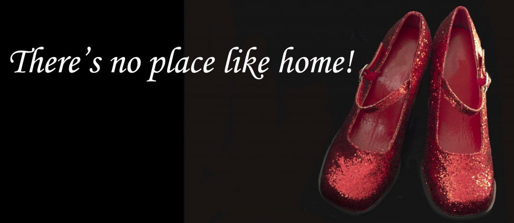 No place like home FB