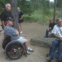 DAC advocates for ADA accessible trail at Tubbs Hill